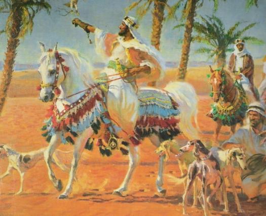 Photo credit Arabian Horse World Magazine