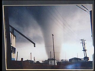 cordell tornado