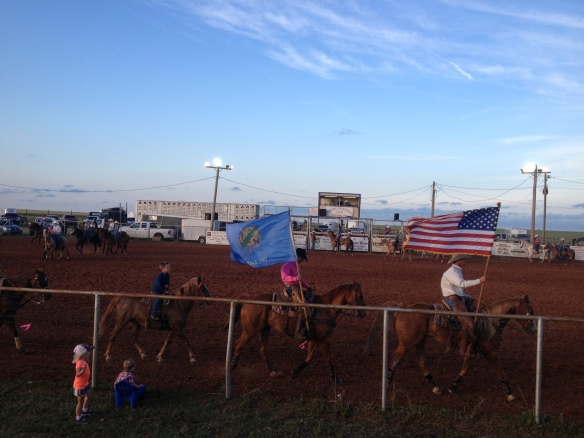 Cordell, OK Roundup Club Rodeo