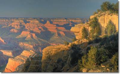 The Grand Canyon--face of Creation by Wilson Hurley