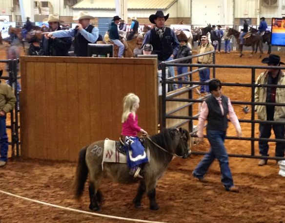 Littlest Cowgirl