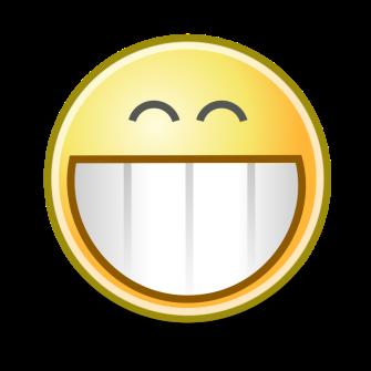 face-grin