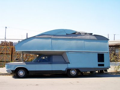 chrysler rvs