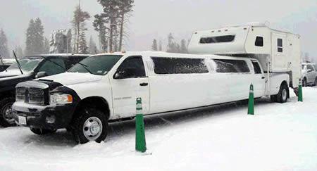 dodge limo